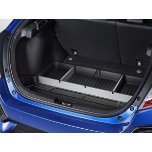 Леген за багажник с разделители за Honda Civic Hatchback 2019