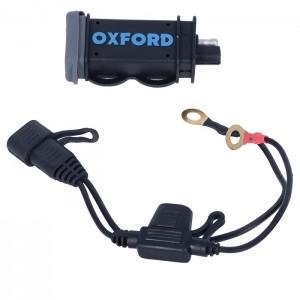 Комплект за зареждане Oxford USB 2.1Amp