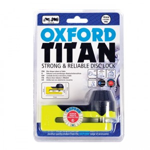 Заключващо устройство за диск Oxford Titan