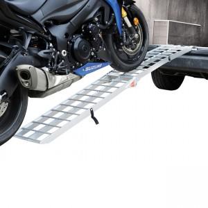 Алуминиева сгъваема рампа за мотоциклет Oxford