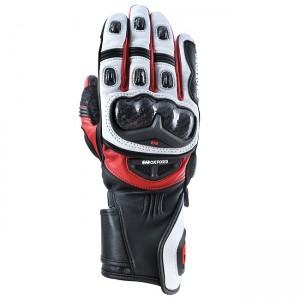 Мотоциклетни кожени ръкавици Oxford RP-2R Black/Red XXL