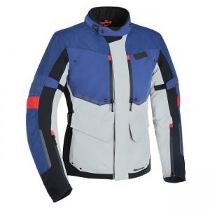 Текстилно яке Oxford Mondial Advanced Jacket Gray/Blue/Red L
