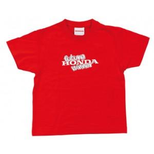 Детска памучна тениска 8г. червена