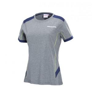 Тениска M Honda Women Navy Grey