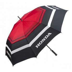 Чадър червен/черен/бял Honda