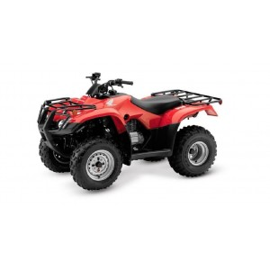 TRX250TM PATRIOT RED