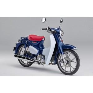 C125A - SUPER CUB PEARL NILTAVA BLUE
