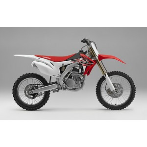CRF250RJ EXTREME RED