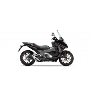 NC750D - INTEGRA GRAY / BLACK + ПОДАРЪК