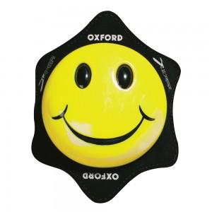 Oxford протектор Smiley Knee Sliders Yellow